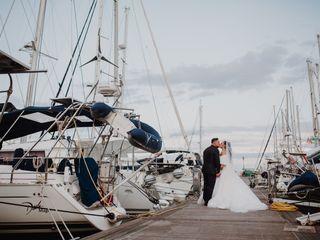 Le nozze di Selenia e Moreno