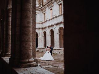 Le nozze di Selenia e Moreno 1
