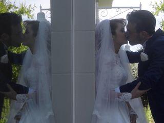 Le nozze di Davide e Morgana