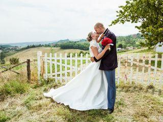Le nozze di Marta e Federico
