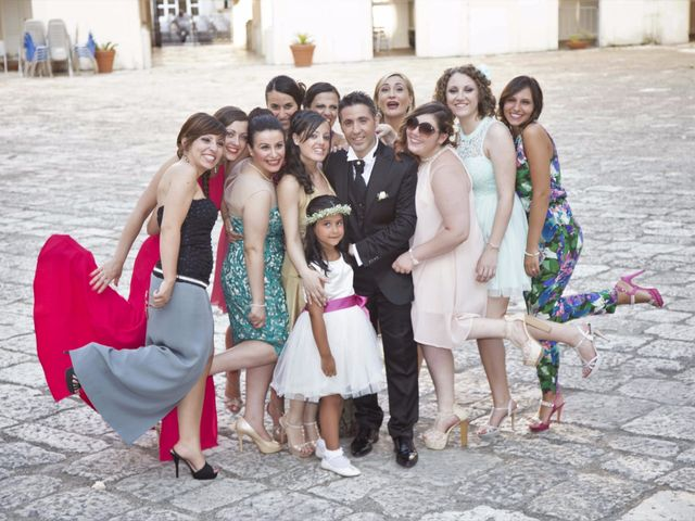 Il matrimonio di Giuseppe e Emilia a Caivano, Napoli 7
