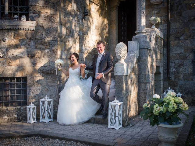 Le nozze di Rosy e Danilo