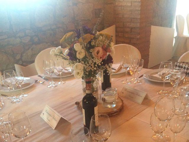 Il matrimonio di Filippo e Laura a San Gimignano, Siena 7