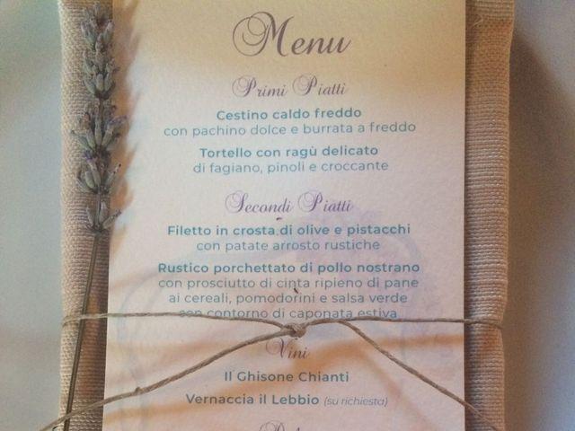 Il matrimonio di Filippo e Laura a San Gimignano, Siena 12