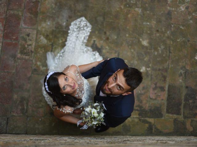 Il matrimonio di Filippo e Laura a San Gimignano, Siena 18