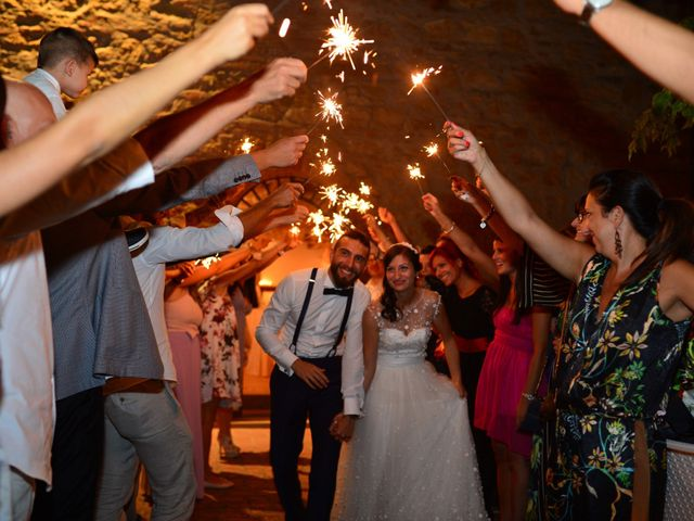 Il matrimonio di Filippo e Laura a San Gimignano, Siena 21