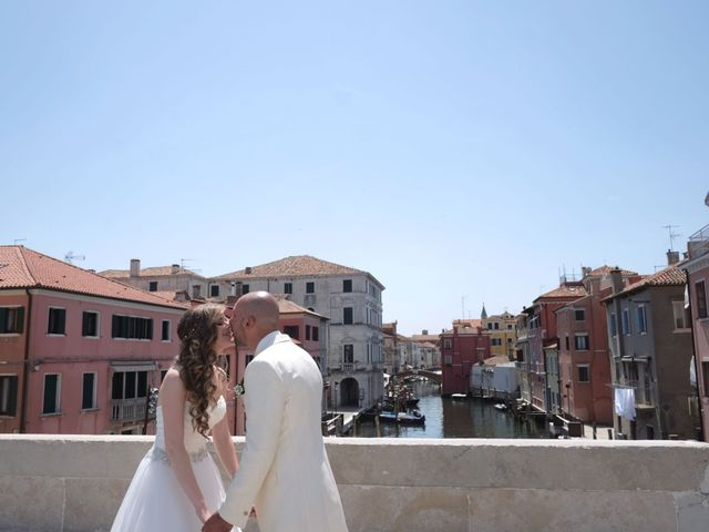 Le nozze di Giulia e Simone