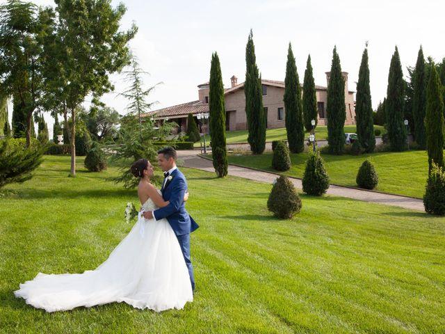 le nozze di Emilio e Laura