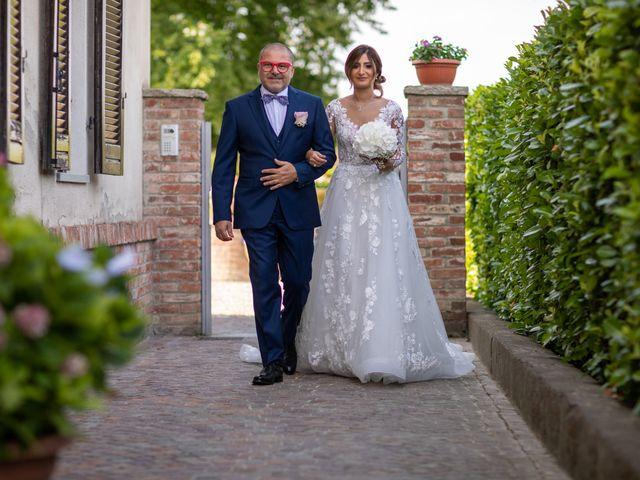 Il matrimonio di Giulia e Matteo a Castell'Alfero, Asti 4