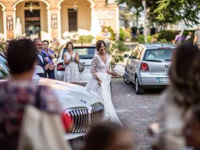 Il matrimonio di Giulia e Matteo a Castell'Alfero, Asti 5