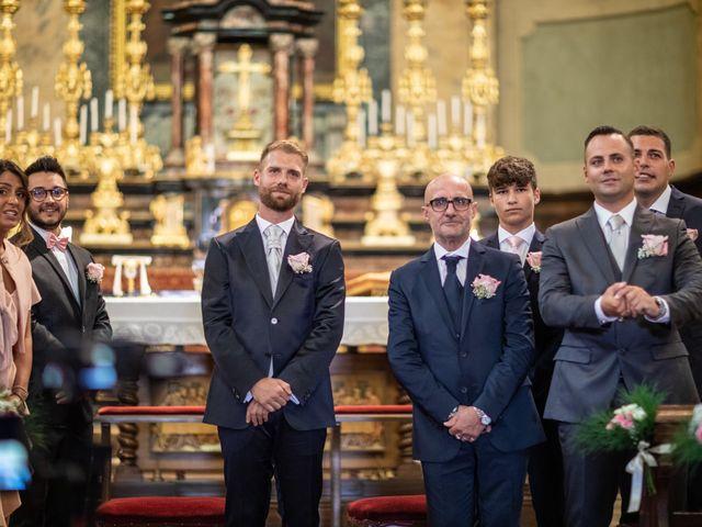 Il matrimonio di Giulia e Matteo a Castell'Alfero, Asti 6