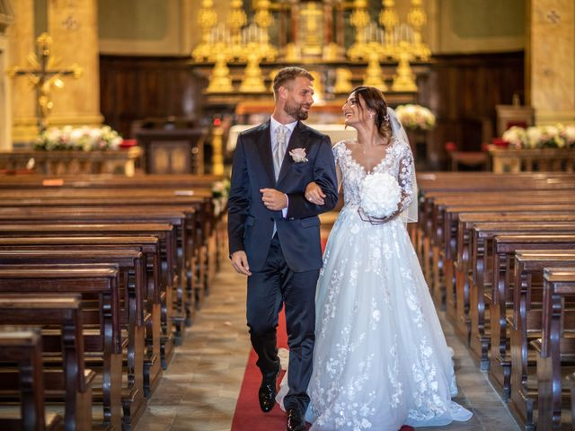 Il matrimonio di Giulia e Matteo a Castell'Alfero, Asti 9