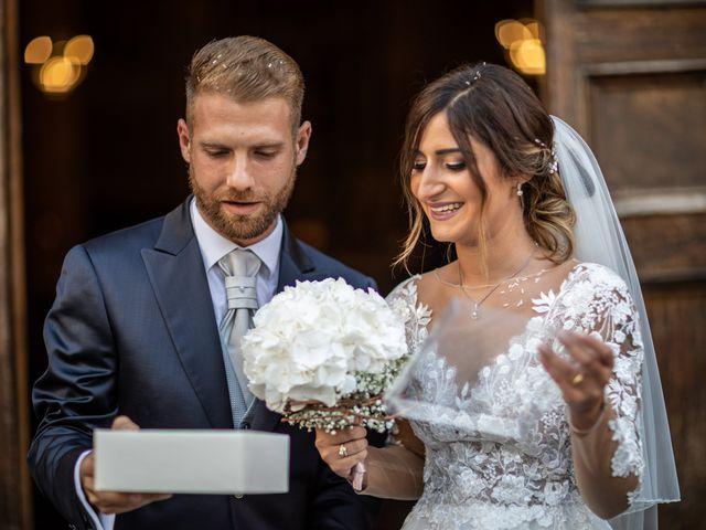 Il matrimonio di Giulia e Matteo a Castell'Alfero, Asti 10