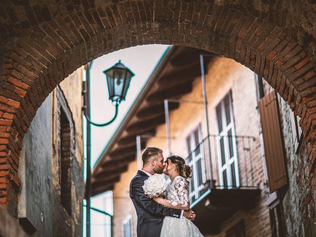 Il matrimonio di Giulia e Matteo a Castell'Alfero, Asti 11