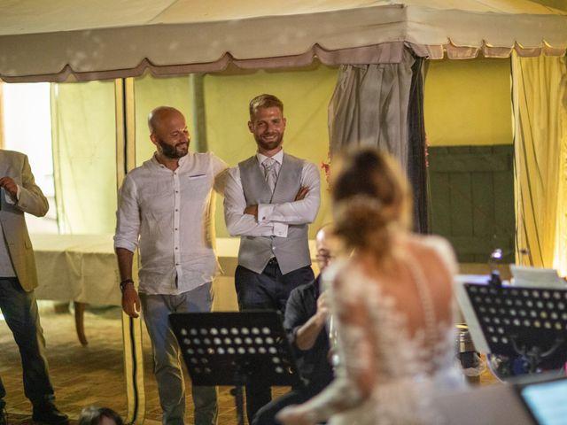 Il matrimonio di Giulia e Matteo a Castell'Alfero, Asti 14