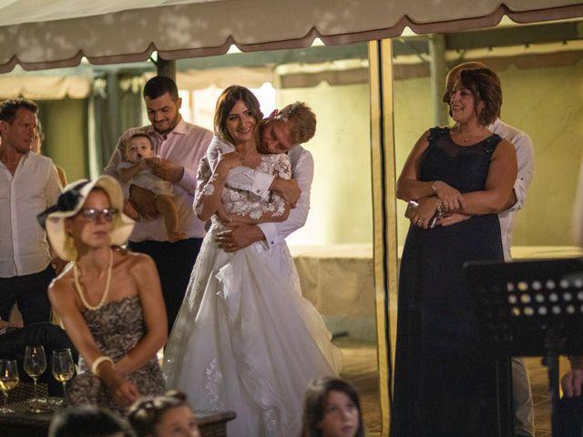 Il matrimonio di Giulia e Matteo a Castell'Alfero, Asti 15
