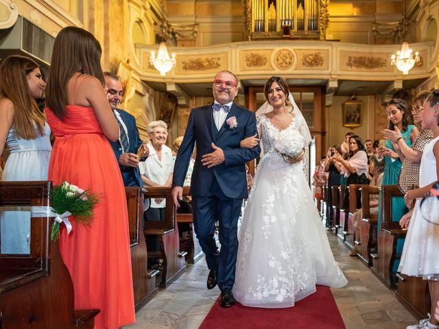 Il matrimonio di Giulia e Matteo a Castell'Alfero, Asti 16