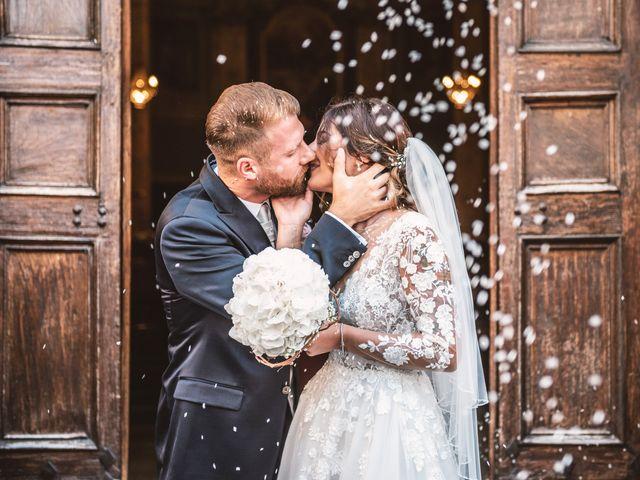 Le nozze di Matteo e Giulia