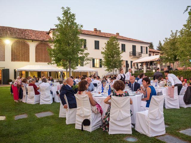 Il matrimonio di Giulia e Matteo a Castell'Alfero, Asti 19