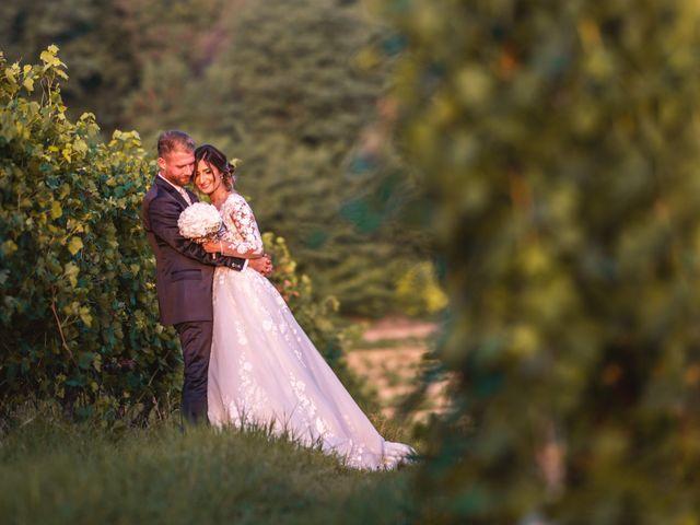 Il matrimonio di Giulia e Matteo a Castell'Alfero, Asti 22