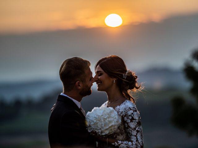 Il matrimonio di Giulia e Matteo a Castell'Alfero, Asti 23