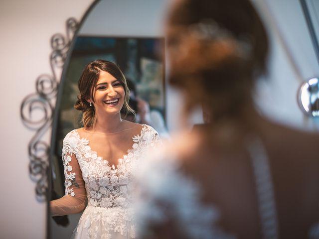Il matrimonio di Giulia e Matteo a Castell'Alfero, Asti 25
