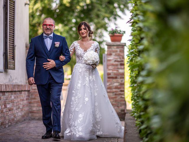 Il matrimonio di Giulia e Matteo a Castell'Alfero, Asti 26