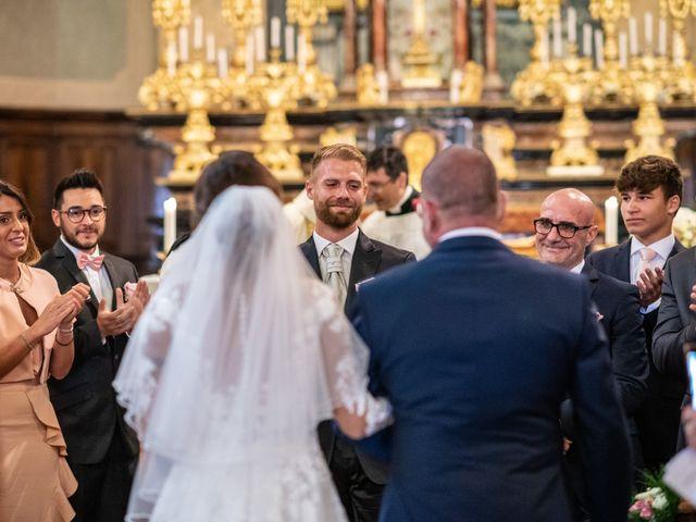 Il matrimonio di Giulia e Matteo a Castell'Alfero, Asti 28
