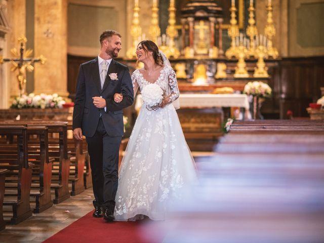Il matrimonio di Giulia e Matteo a Castell'Alfero, Asti 31