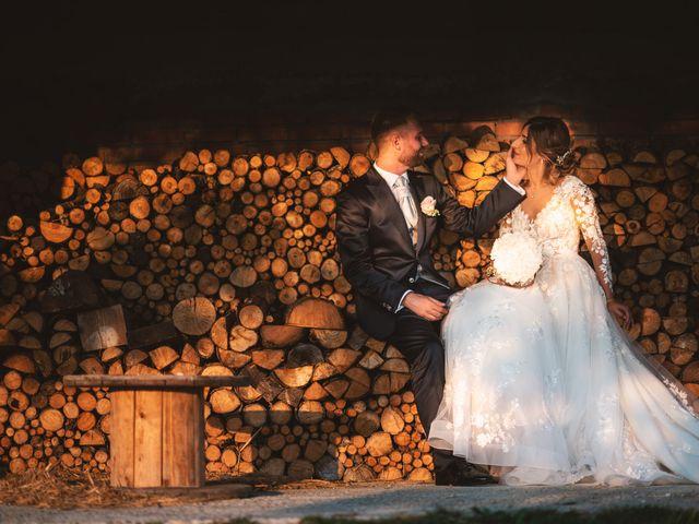 Il matrimonio di Giulia e Matteo a Castell'Alfero, Asti 2