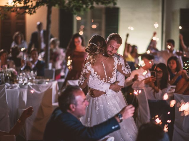 Il matrimonio di Giulia e Matteo a Castell'Alfero, Asti 38