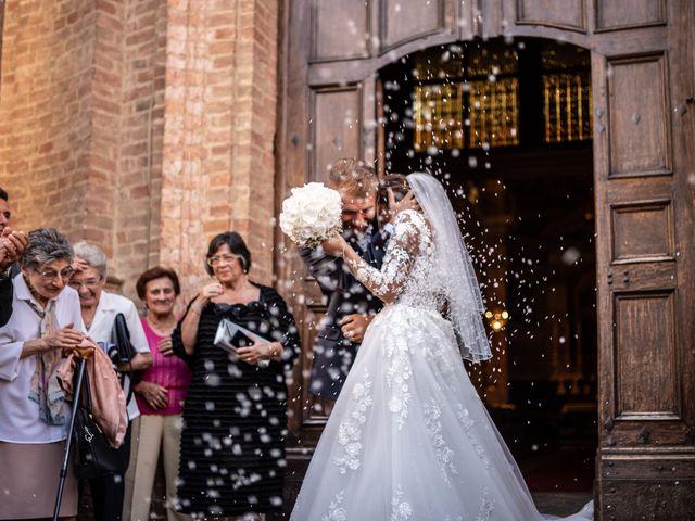 Il matrimonio di Giulia e Matteo a Castell'Alfero, Asti 40