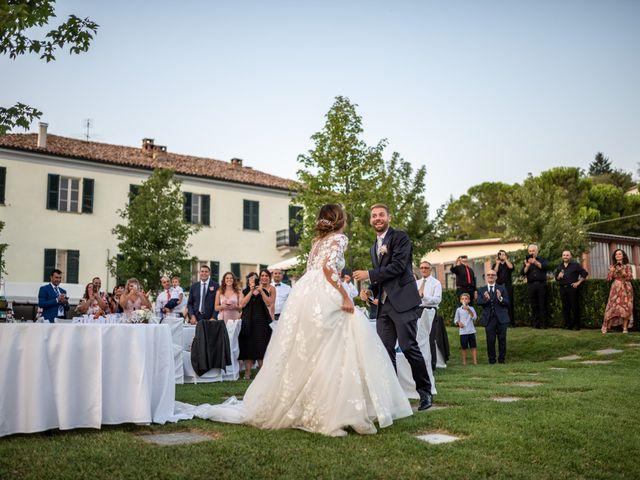 Il matrimonio di Giulia e Matteo a Castell'Alfero, Asti 43