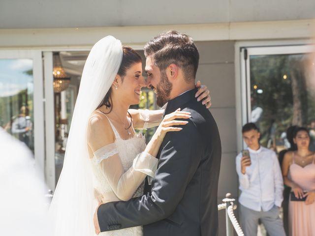 Il matrimonio di Pasquale e Monica a Passignano sul Trasimeno, Perugia 1