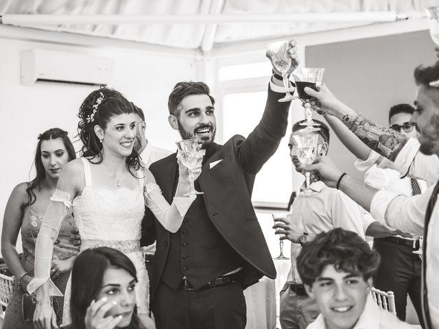 Il matrimonio di Pasquale e Monica a Passignano sul Trasimeno, Perugia 2