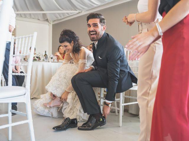 Il matrimonio di Pasquale e Monica a Passignano sul Trasimeno, Perugia 5