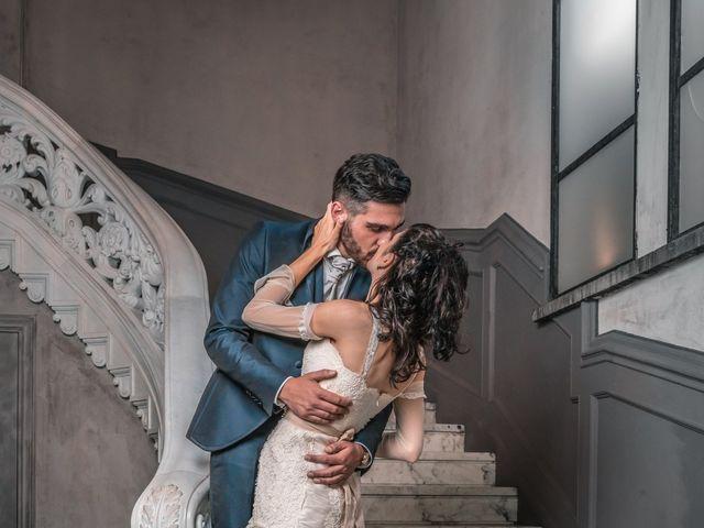 Il matrimonio di Pasquale e Monica a Passignano sul Trasimeno, Perugia 7