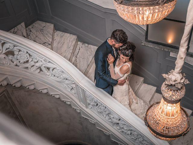 Le nozze di Monica e Pasquale
