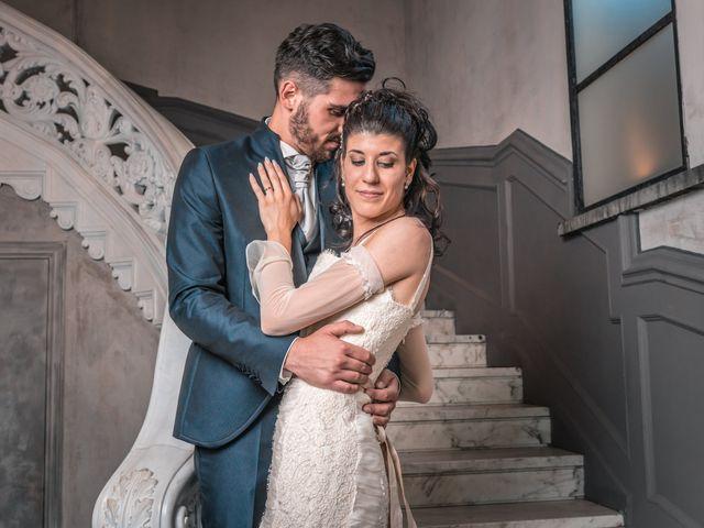 Il matrimonio di Pasquale e Monica a Passignano sul Trasimeno, Perugia 8