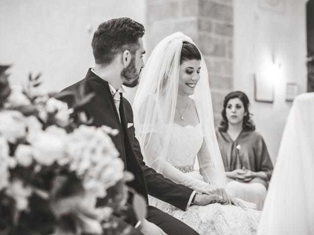 Il matrimonio di Pasquale e Monica a Passignano sul Trasimeno, Perugia 24
