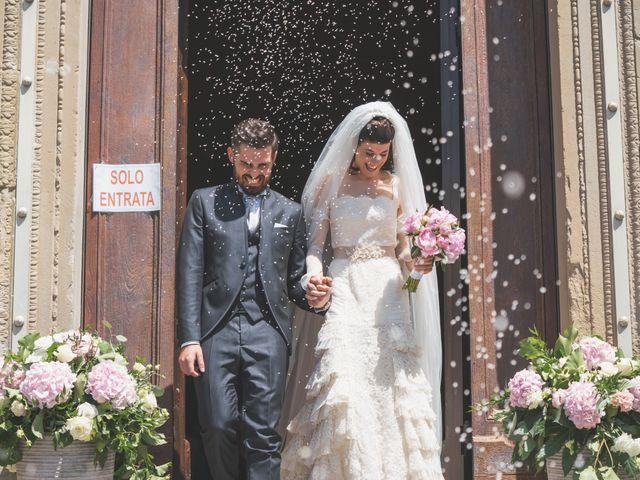 Il matrimonio di Pasquale e Monica a Passignano sul Trasimeno, Perugia 25
