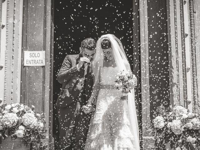 Il matrimonio di Pasquale e Monica a Passignano sul Trasimeno, Perugia 26