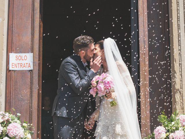 Il matrimonio di Pasquale e Monica a Passignano sul Trasimeno, Perugia 27