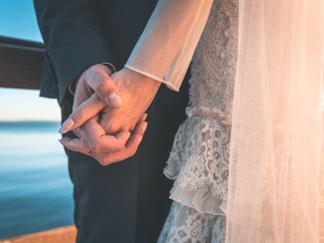 Il matrimonio di Pasquale e Monica a Passignano sul Trasimeno, Perugia 30