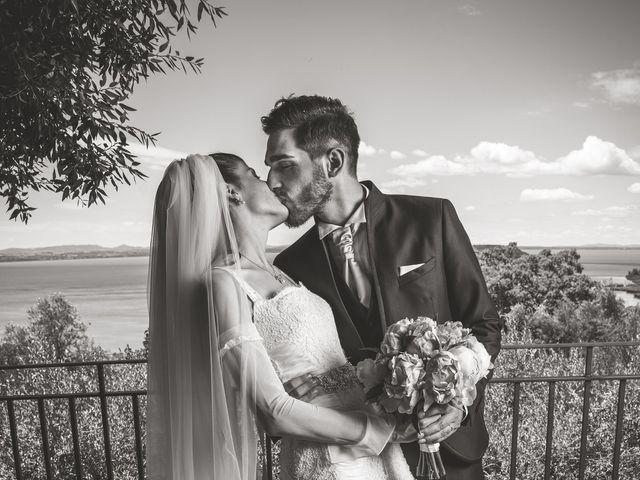 Il matrimonio di Pasquale e Monica a Passignano sul Trasimeno, Perugia 38