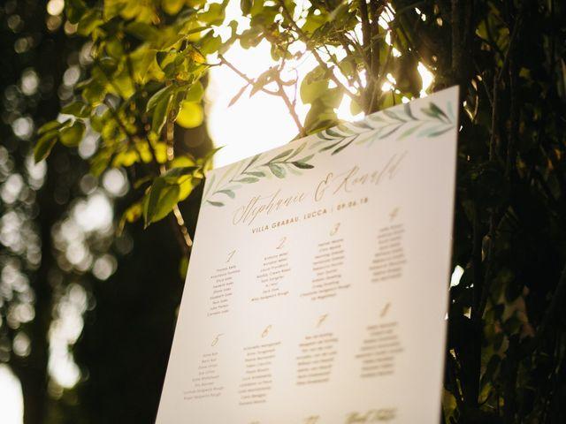Il matrimonio di Ronald e Stephanie a Lucca, Lucca 24