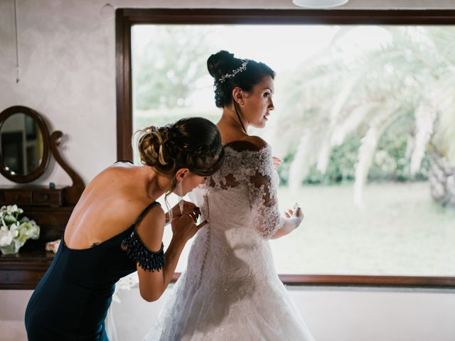 Il matrimonio di Martina e Valerio a Ariccia, Roma 17
