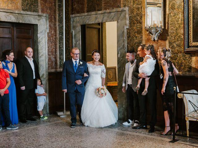 Il matrimonio di Martina e Valerio a Ariccia, Roma 24