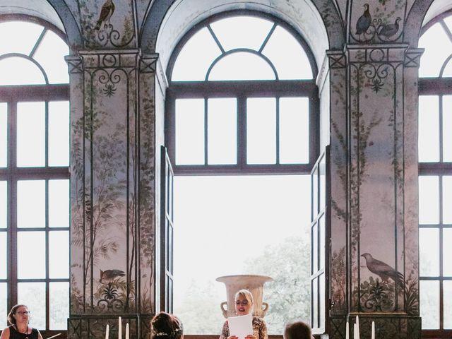 Il matrimonio di Martina e Valerio a Ariccia, Roma 25