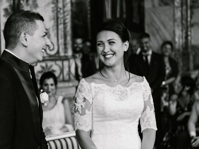 Il matrimonio di Martina e Valerio a Ariccia, Roma 27
